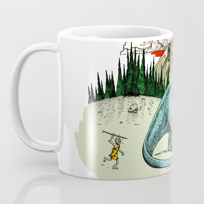 If you don't try, you'd never know how to Coffee Mug
