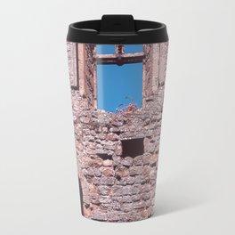 Castle Wall England Travel Mug