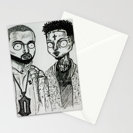 Drake&21S Stationery Cards