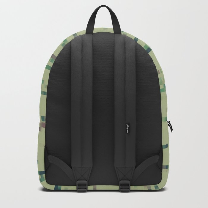 Pixelmania XI (color version) Backpack