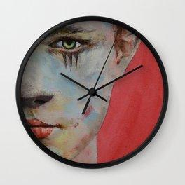 Young Mercury Wall Clock