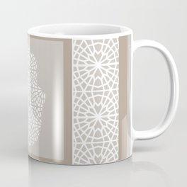 Hamsa in morrocan pattern Coffee Mug