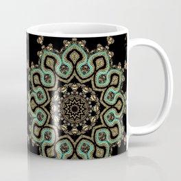 Art Deco No. 8 . The round ornament . Coffee Mug