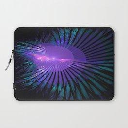 lila turbo Laptop Sleeve