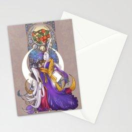 Lunar Repose Stationery Cards