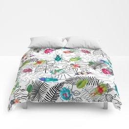 Beetle Bug Collection Comforters