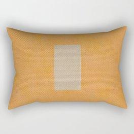 Nudo Giallo Rectangular Pillow