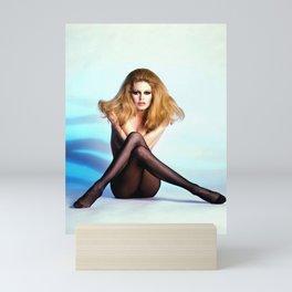 Beautiful Bardot Mini Art Print