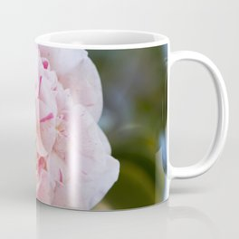 Strawberry Blonde Camellia Up Close Coffee Mug