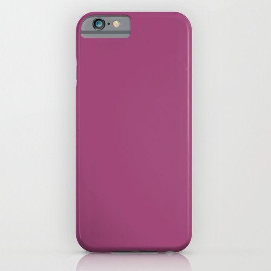 Magenta haze iPhone & iPod Case