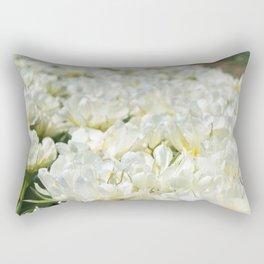 Tulips 6 #floral #tulip Rectangular Pillow