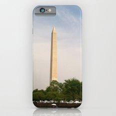 Paddling Up to the Washington Monument Slim Case iPhone 6s