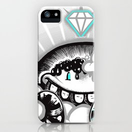 Mr Brightside iPhone Case