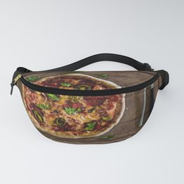 Pizza Slices (44) Fanny Pack