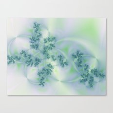 Delicate Intricacy Canvas Print