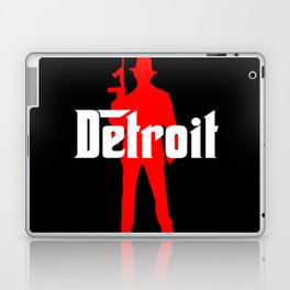 Detroit mafia Laptop & iPad Skin