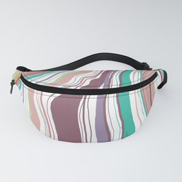 Petrified Wood Fanny Pack