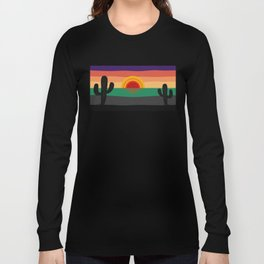 Desert Beach Long Sleeve T-shirt