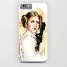 Princess and General iPhone 6s Slim Case