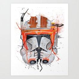 Cody Art Print