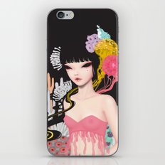 Princess of the sea iPhone & iPod Skin