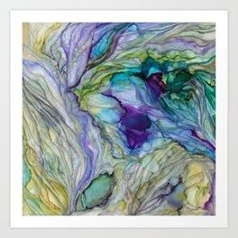 Where Mermaids Dream Art Print