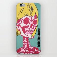 Heiress iPhone & iPod Skin