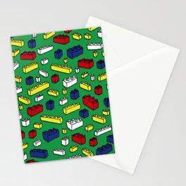 Brick by Brick Stationery Cards