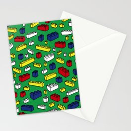 Brick by Brick Stationery Cards