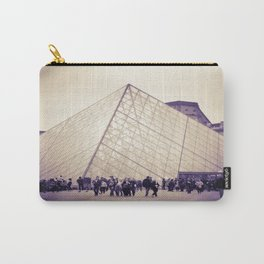 The Purple Pyramid Carry-All Pouch
