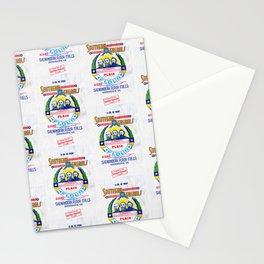Vintage Shenandoah Flour Mills Sack Repeat Stationery Cards