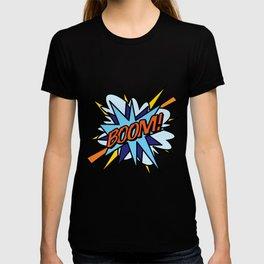 Comic Book BOOM T-shirt