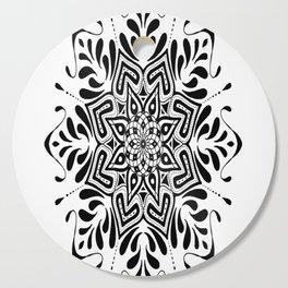 Mandala 2 Cutting Board