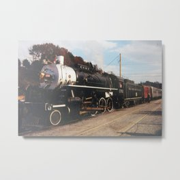 GSMR Train Metal Print