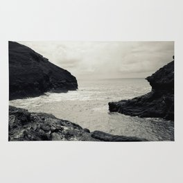 Boscastle Harbour Rug