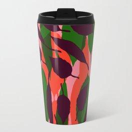 jungle leaf Travel Mug
