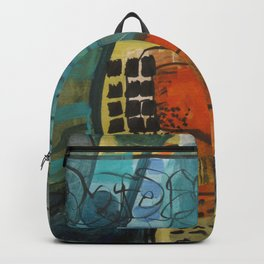Magic carpet - Tapis volant Backpack
