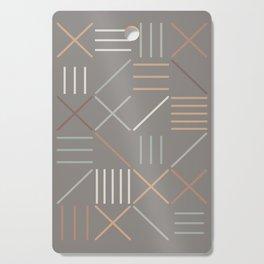Geometric Shapes 06 Cutting Board