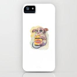 Vegemite Possum iPhone Case