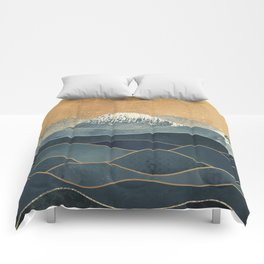 The Great Spring Waves Comforters