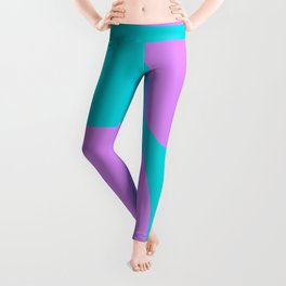 Abstractions. Waves  Leggings