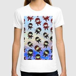 Ninja! Ninja! Ninja! T-shirt