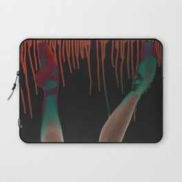 Risqué Pointe (Sassy) Laptop Sleeve