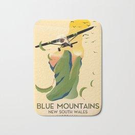 Blue Mountains New South Wales Australia Bath Mat