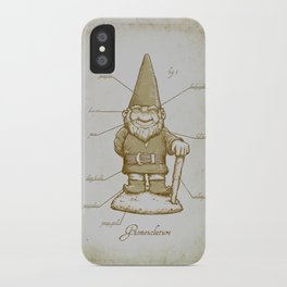 Gnomenclature iPhone Case