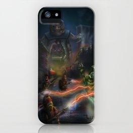 Choose the Destructor iPhone Case