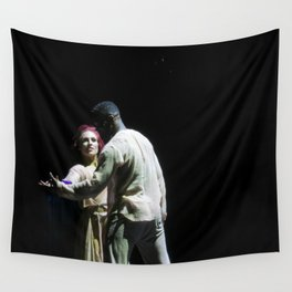 Dancing With the Stars (Sharna and Keo) Wall Tapestry