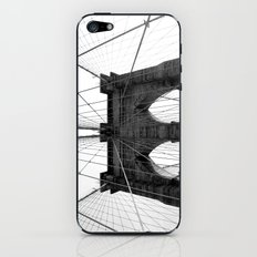Brooklyn Web II iPhone & iPod Skin