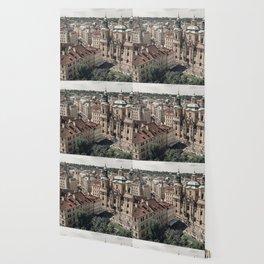Prague Rooftop 01 Wallpaper