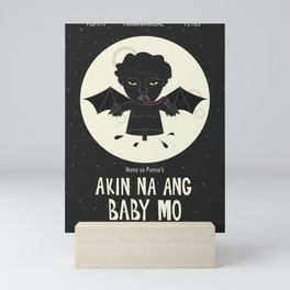 Akin Na Ang Baby Mo (Philippine Mythological Creatures Series) Mini Art Print